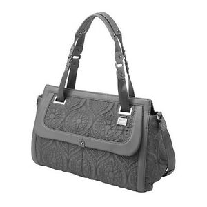Petunia Pickle Bottom Soho Satchel Embossed Regina Regina Area image 1