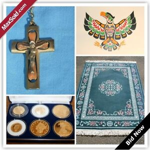 New Westminster Downsizing Online Auction Nov 3