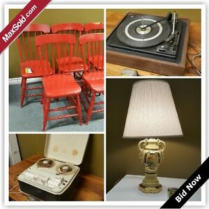 Gananoque Downsizing Online Auction - King Street East(Dec7)