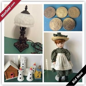 Angus Downsizing Online Auction - Simcoe Street(Oct 14)