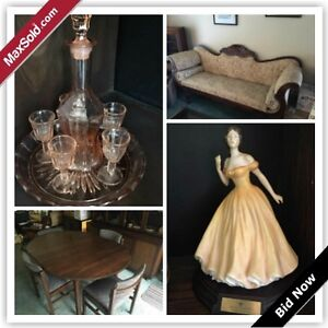 Burlington Moving Online Auction - Braemore Rd. (Aug 26)