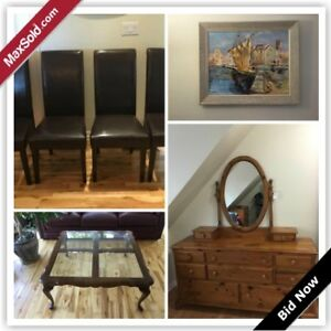 Kingston Downsizing Online Auction - Jackson Boulevard (Sept28)