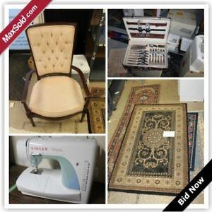 Toronto Estate Sale Online Auction - Wildcat Road (Oct 20)
