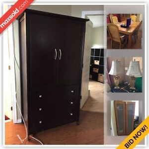 Coquitlam Downsizing Online Auction - Panorama Drive(Oct 19)