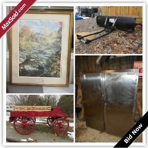 Portland Downsizing Online Auction (Dec 9)