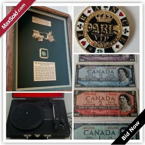 Toronto Estate Sale Online Auction - Melgund Road(May 30)