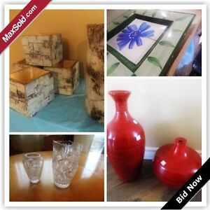 Mississauga Downsizing Online Auction - Tamar Mews (May 11)