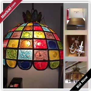 Toronto Downsizing Online Auction - Bicknell Avenue ( Apr 26 )