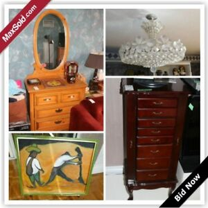 Toronto Moving Online Auction - Don Mills Road (Oct 19)