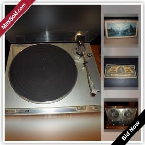 Kingston Downsizing Online Auction - Cartwright Street(Apr 26)