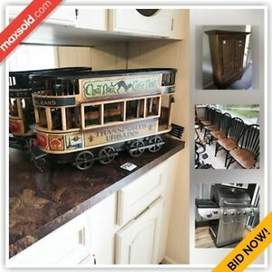 Langley Estate Sale Online Auction - 224 Street (Apr 25)