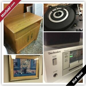 Kingston Fundraising Online Auction - Russell Street (July 4)