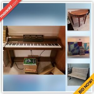 New Westminster Estate Sale Online Auction - Governors Ct(Dec  6
