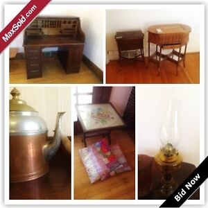 Toronto Downsizing Online Auction - Glen Manor Dr W (May 5)