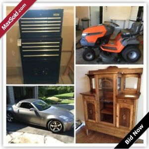 Kingston Moving Online Auction  - Bath Road(Sept 21)