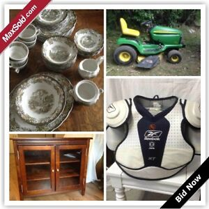 Seeley's Bay Downsizing Online Auction - Big Hill Rd. (Aug 26)