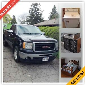 Whitby Estate Sale Online Auction - Dymond Drive(May 30)