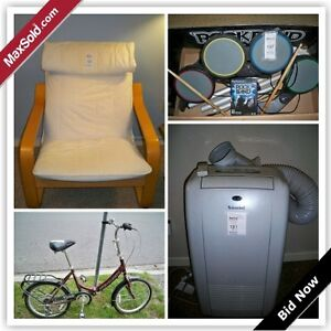Thornhill Moving Online Auction-Royal Orchard Boulevard(June29)