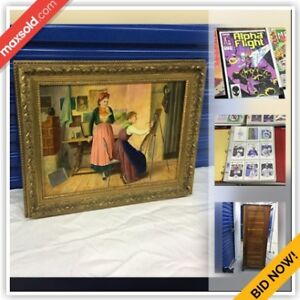 Toronto Estate Sale Online Auction - Dufferin Street (Jan 11)
