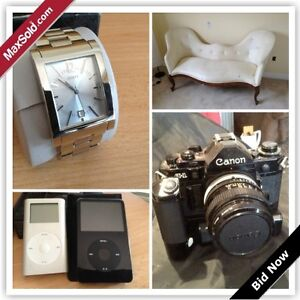 Georgetown Downsizing Online Auction - Russell St(Mar 30)