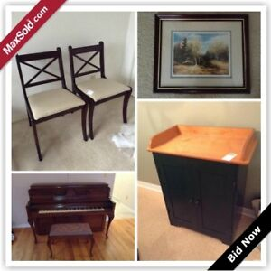 Brockville Downsizing Online Auction - Country Club Place(Dec14)