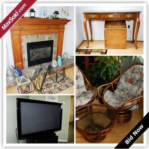 Kingston  Downsizing Online Auction - Clearfield Crescent(Mar 7)
