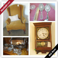 Newmarket Downsizing Online Auction - Harvest Hills Blvd
