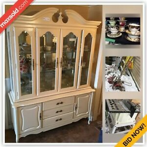 Mission Estate Sale Online Auction - Fraser Crescent (Feb 21)