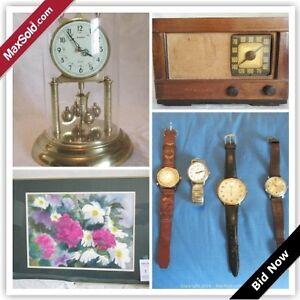 Etobicoke Downsizing Online Auction - The West Mall (Oct 27)