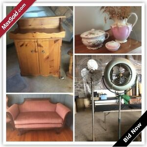 Keene Downsizing Online Auction - County Rd 2(Oct 25)