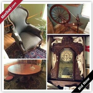 Kingston Downsizing Online Auction - Glengarry Road
