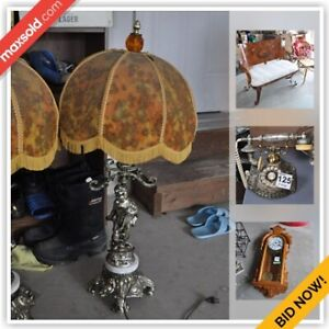 Nobleton Moving Online Auction - Wedgeport Court(May 28)
