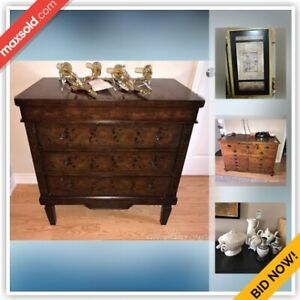 Richmond Hill Downsizing Online Auction-Stookes Crescent(May24)