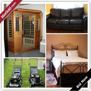 Ottawa Moving Online Auction - Sachs Forest Place (Aug 26)