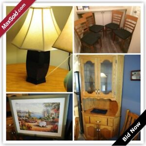 Almonte Downsizing Online Auction - Finner Court (Oct 19)