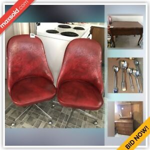 Burnaby Downsizing Online Auction - Nithsdale Street(Dec 21)