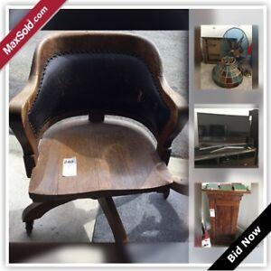 Coquitlam Downsizing Online Auction - Brunette Avenue ( Apr 25 )