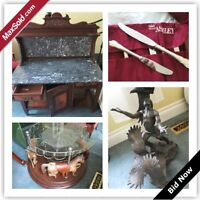 Mississauga Downsizing Online Auction - Rattray Park Dr
