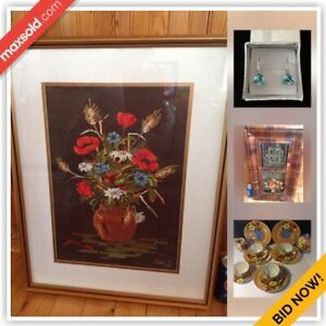 Mississauga Downsizing Online Auction - Cawthra Road(Apr 23)
