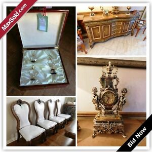 Niagara Falls Downsizing Online Auction - York Drive(Apr 5)