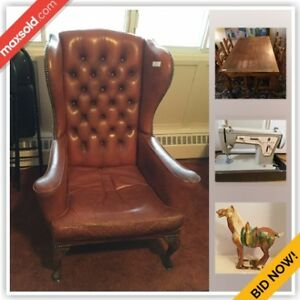 Ottawa Moving Online Auction -  Carling Avenue(Jan 22)