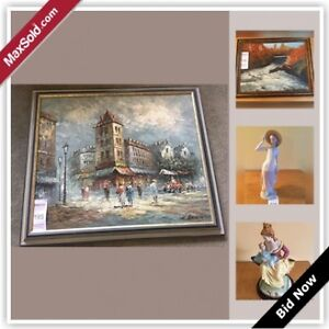 Cobourg Downsizing Online Auction - Ontario Street(Apr 26)