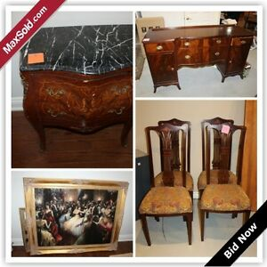 Thornhill Estate Online Auction -Palmerston Dr (May 26)