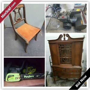 Kingston Downsizing Online Auction - Clyde Court(Mar 29)