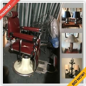 Toronto Business Downsizing Online Auction-Glenholme Ave(Apr26)