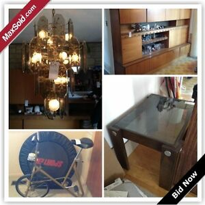 Kingston Downsizing Online Auction - Willis Street (Dec 12)