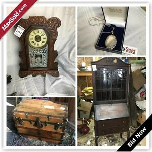 Bath Downsizing Online Auction - Main Street(Dec 12)