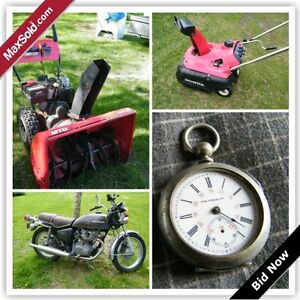 Brockville Downsizing Online Auction - Church Street(May 26)