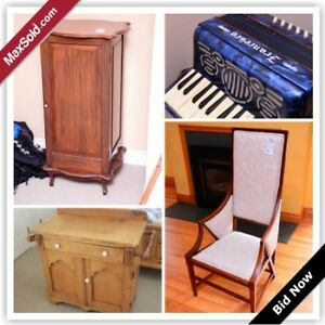 Toronto Downsizing Online Auction  - Rathnelly Avenue(Oct 19)