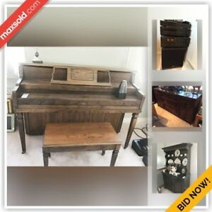 Richmond Estate Sale Online Auction - Mang Road (Oct 25)